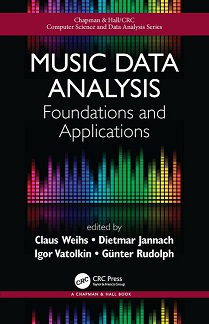 Cover des Buchs Music Data Analysis